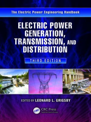 cover image of Electric Power Generation, Transmission, and Distribution