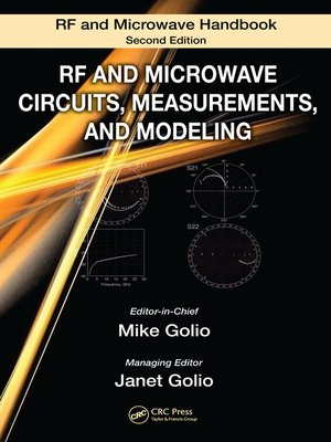cover image of RF and Microwave Circuits, Measurements, and Modeling