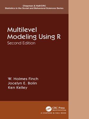 cover image of Multilevel Modeling Using R