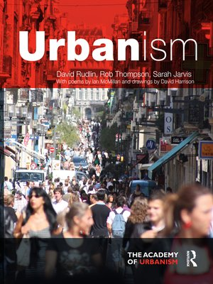 cover image of Urbanism