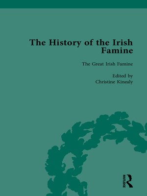 cover image of The History of the Irish Famine