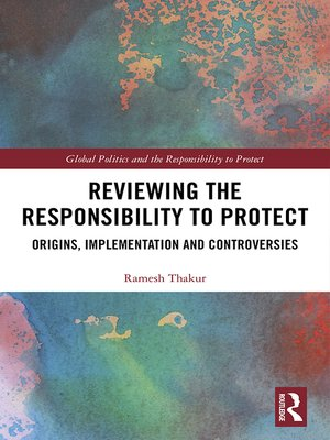 cover image of Reviewing the Responsibility to Protect