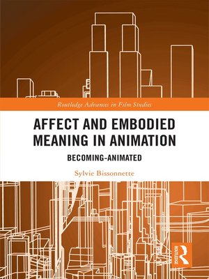 cover image of Affect and Embodied Meaning in Animation