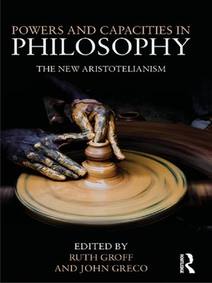 cover image of Powers and Capacities in Philosophy