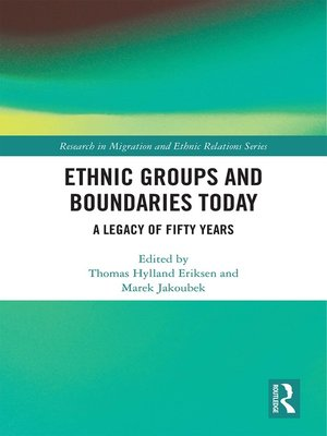 cover image of Ethnic Groups and Boundaries Today