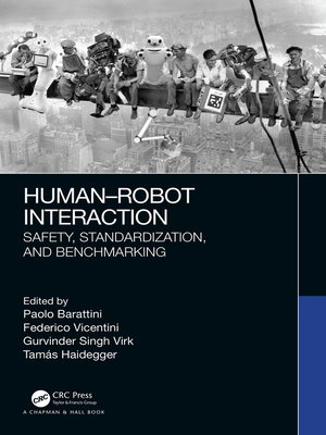 cover image of Human-Robot Interaction