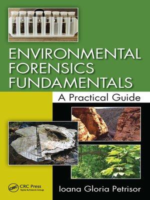 cover image of Environmental Forensics Fundamentals