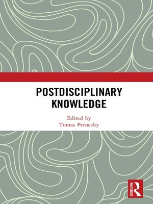 cover image of Postdisciplinary Knowledge