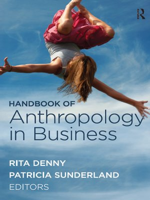 cover image of Handbook of Anthropology in Business