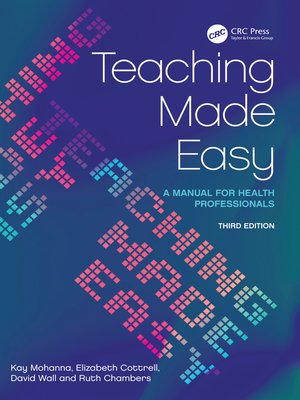 cover image of Teaching Made Easy
