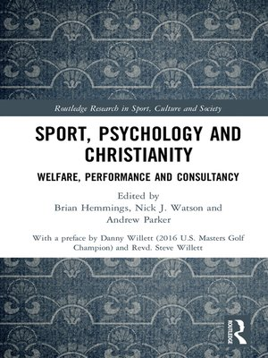 cover image of Sport, Psychology and Christianity