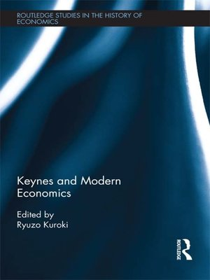 cover image of Keynes and Modern Economics