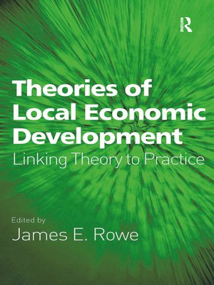 cover image of Theories of Local Economic Development