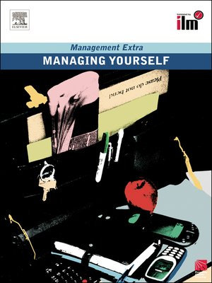 cover image of Managing Yourself Revised Edition