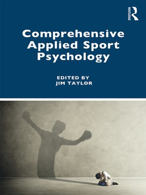 cover image of Comprehensive Applied Sport Psychology
