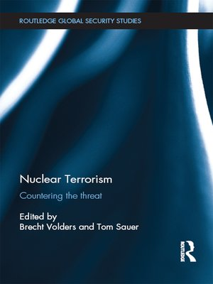 cover image of Nuclear Terrorism