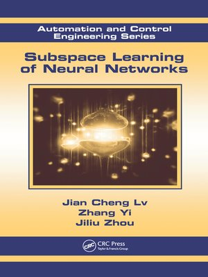 cover image of Subspace Learning of Neural Networks