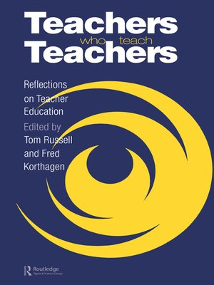 cover image of Teachers Who Teach Teachers