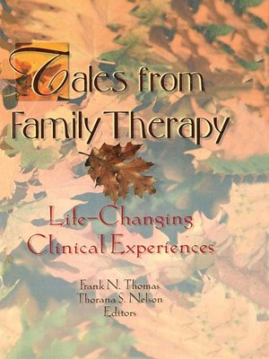 cover image of Tales from Family Therapy
