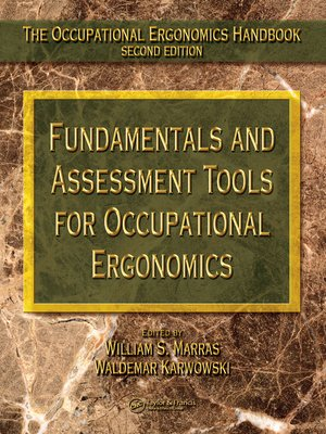 cover image of Fundamentals and Assessment Tools for Occupational Ergonomics