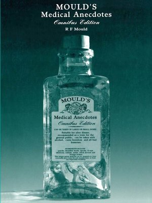 cover image of Mould's Medical Anecdotes