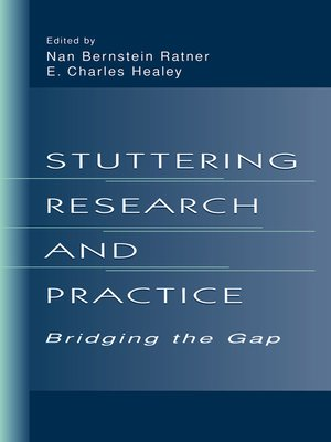 cover image of Stuttering Research and Practice