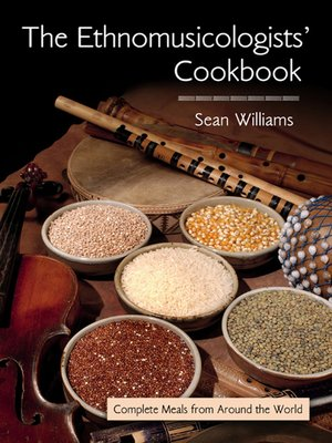 cover image of The Ethnomusicologists' Cookbook