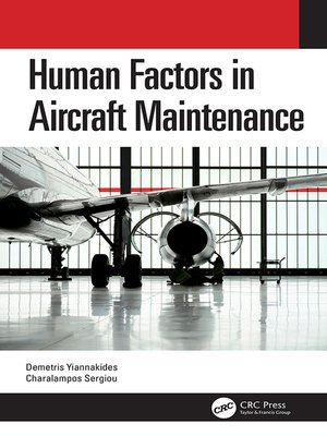 cover image of Human Factors in Aircraft Maintenance