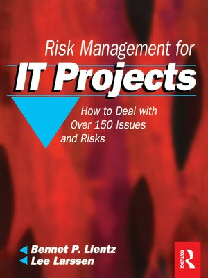 cover image of Risk Management for IT Projects