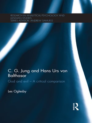 cover image of C. G. Jung and Hans Urs von Balthasar