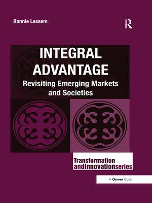 cover image of Integral Advantage