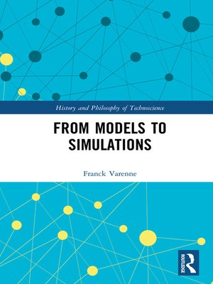 cover image of From Models to Simulations