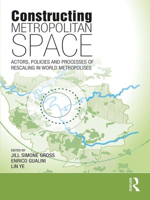 cover image of Constructing Metropolitan Space