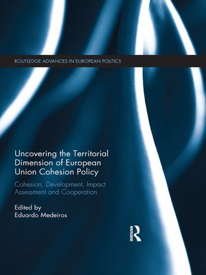 cover image of Uncovering the Territorial Dimension of European Union Cohesion Policy