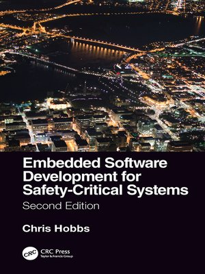 cover image of Embedded Software Development for Safety-Critical Systems