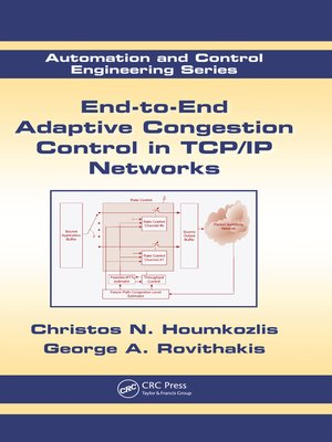 cover image of End-to-End Adaptive Congestion Control in TCP/IP Networks