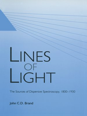 cover image of Lines of Light