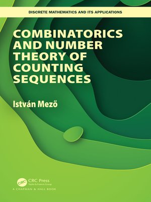 cover image of Combinatorics and Number Theory of Counting Sequences