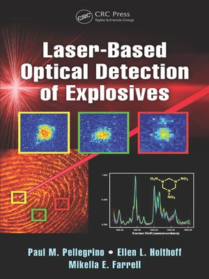 cover image of Laser-Based Optical Detection of Explosives