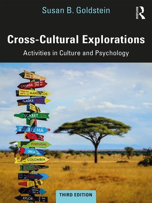 cover image of Cross-Cultural Explorations