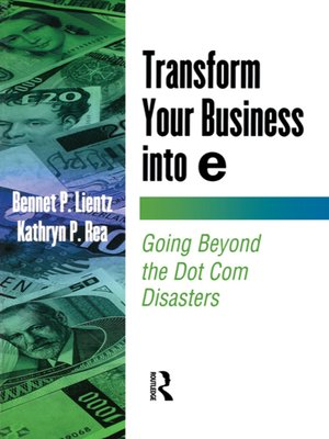cover image of Transform Your Business into E