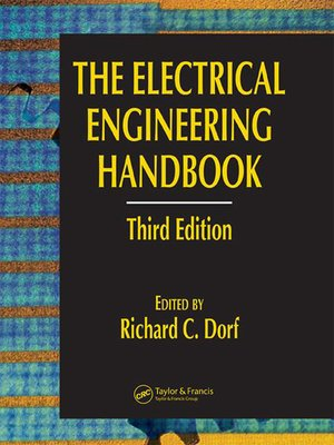 cover image of The Electrical Engineering Handbook--Six Volume Set