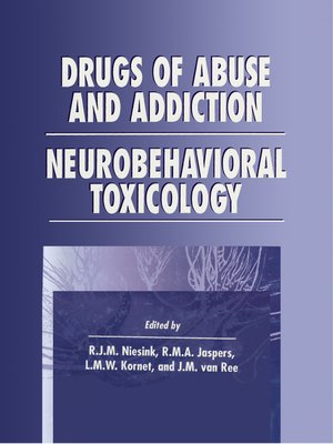 cover image of Drugs of Abuse and Addiction