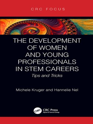 cover image of The Development of Women and Young Professionals in STEM Careers