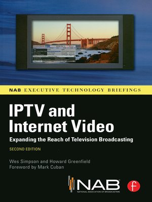 cover image of IPTV and Internet Video