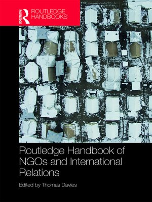 cover image of Routledge Handbook of NGOs and International Relations