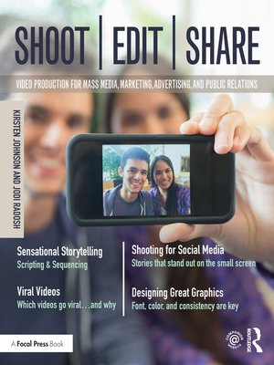 cover image of Shoot, Edit, Share