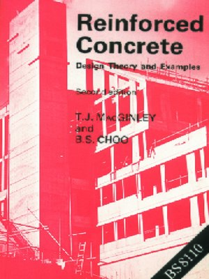 cover image of Reinforced Concrete