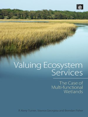 cover image of Valuing Ecosystem Services