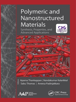 cover image of Polymeric and Nanostructured Materials